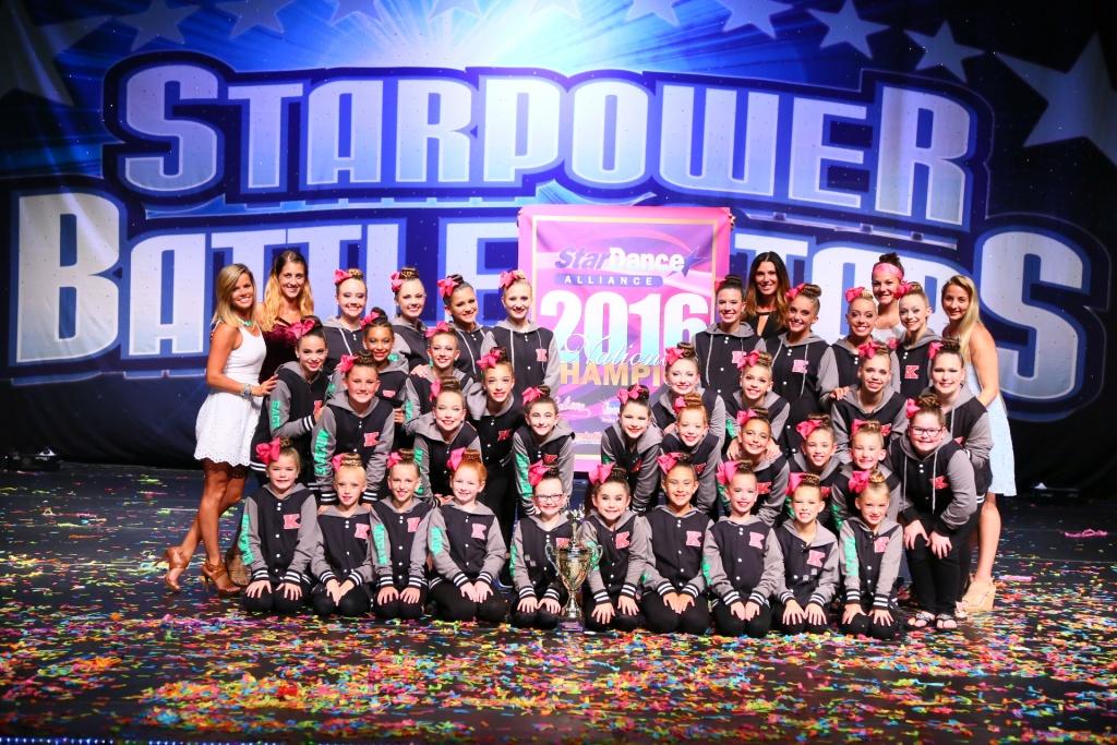 Starpower International World Dance Competition